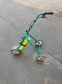 Spray Line Marking Trolley