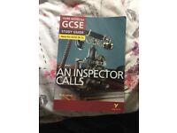 AN INSPECTOR CALLS BOOK STUDY GUIDE
