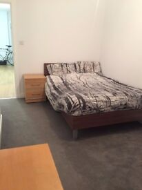 Spacious double room available in amazing flatshare - Camden Town