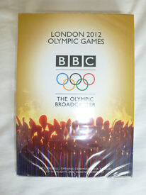 NEW OLYMPIC GAMES 2012 DVD BOX SET