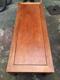 Hardwood authentic Chinese coffee table