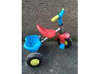 Kids tricycle. used but in good working order