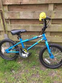 Boys apollo 38 bike 18inch