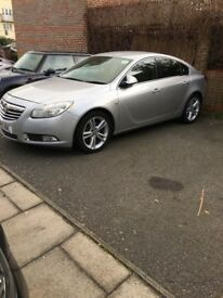 Automatic Vauxhall Insignia Silver VERY GOOD CONDITION 07984570410