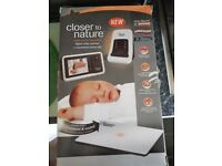 Tomee Tippee closer to nature digital video monitor with movement sensor pad