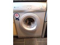 White knight sliver tumble dryer