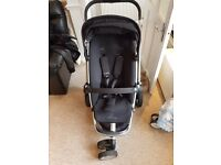 Quinny buzz 3 stroller in rocking black