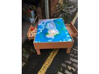 Universe of imagination play table. BARGAIN!