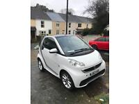Smart Fortwo 0.8 Passion Softouch 2dr Full Smart Service