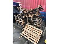 Broken pallets free