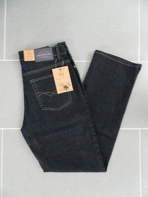 Klassische Schwarze Jeans (Herren  Stretch Jeans <>  Gr.50, 52,54,56,58,60 ,62 <> Schwarz)
