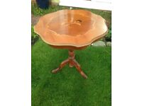 VERY NICE SIDE or LAMP TABLE