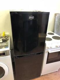 Small black fridge freezer £99 delivered