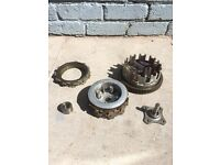 CBR 600 clutch ( full assembly + another full set if brand new plates)