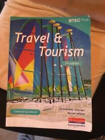 Travel & tourism 2nd edition