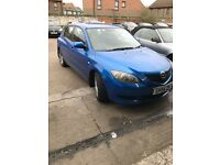Mazda 3 ts2 5 door manual 2004