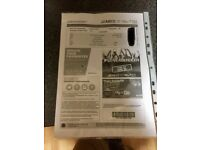 The Killers @ Aberdeen AECC - Standing Ticket - £55