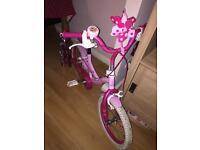 Bike - kids 16 inch