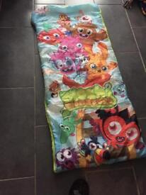 Moshi montser sleeping bag