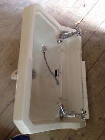 The Modern Pyramid Bathroom Sink