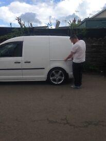 """Vw 18"""" alloy wheels"""