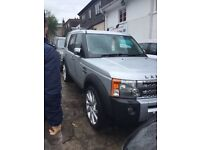 Land Rover discovery TDV6 2007