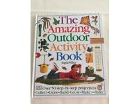 The Amazing Outdoor Activity Book