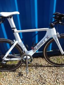 Planet X, Exocet 2 Racing bike. Time trials and triathlon