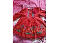 bundle of cloths girl size 3-6 ()50 itims