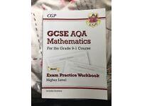GCSE MATHS WORKBOOK HIGHER