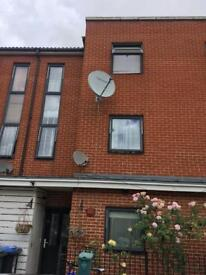 HOUSING ASSOCIATION 4 BEDROOM EXCHANGE WITH COUNCIL HOUSE/FLAT