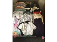 Bundle of ladies clothes size 16/18