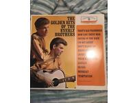 The golden hits of the everly brothers record