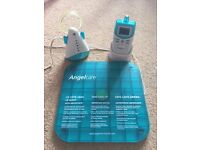 Angelcare AC401 Movement & Sound Baby Monitor & Sensor Pad