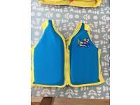Swim jacket (barely used) 2-3 yrs