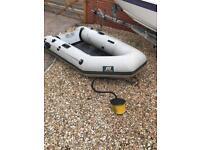 Plastimo inflatable dinghy