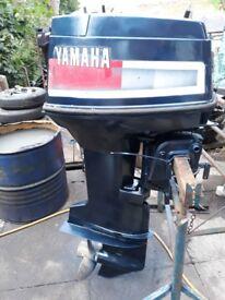 YAMAHA 40HP OUTBOARD ENGINE LONGSHAFT 6H4 MODEL