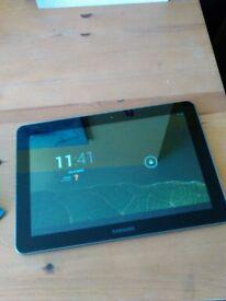 SAMSUNG GALAXY 10.1 tablet