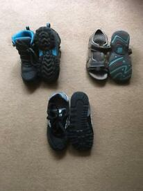 Boys Trainers, Boots & Sandals