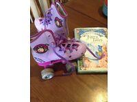 Roller skates (UK size 1)
