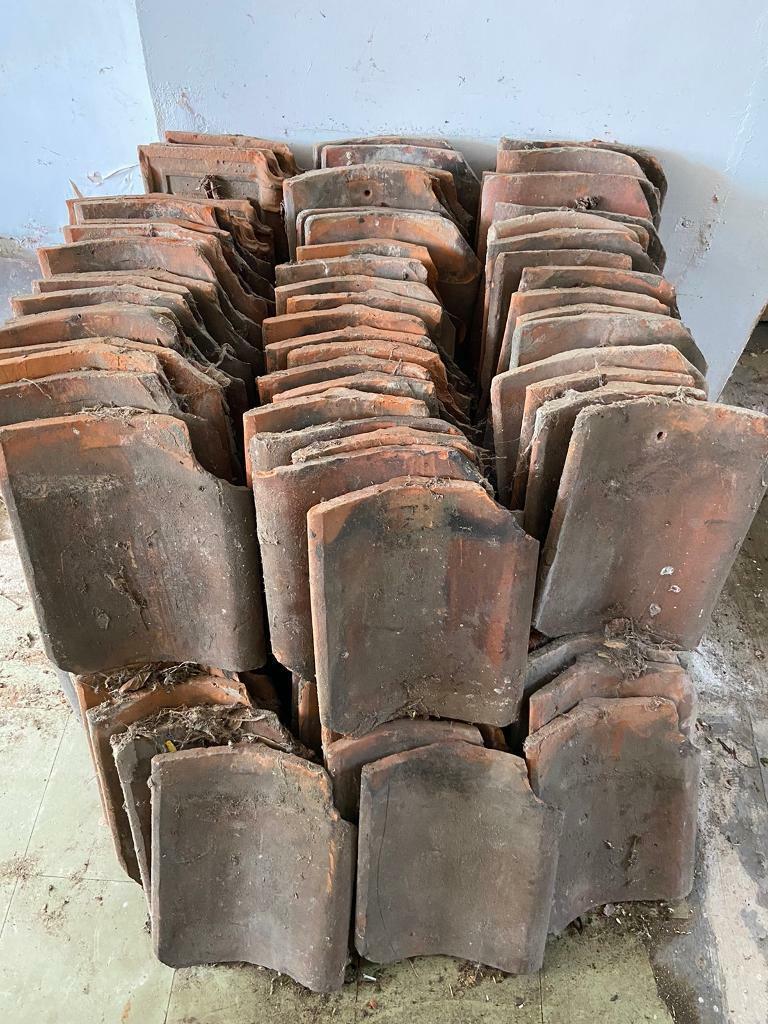 Norfolk Red Clay Pan tiles (pantiles) | in Norwich ...