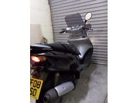 Yamaha Majesty 125 Big Scooter , Learner Legal , MOT , V5 , No Issues , Users Manual