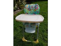 Chicco Baby/Toddler High chair