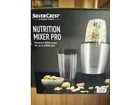 Brand new nutrition mixer pro