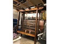 Custom garden furniture/fencing/patio