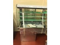 REFRIGERATED COUNTER, DROP IN, NEW, MOFFAT £2300