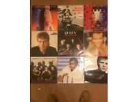"""120+ Vinyl Albums & 12"""" records - Rock, Pop, Jazz, Soul, Hip-hop & dance"""
