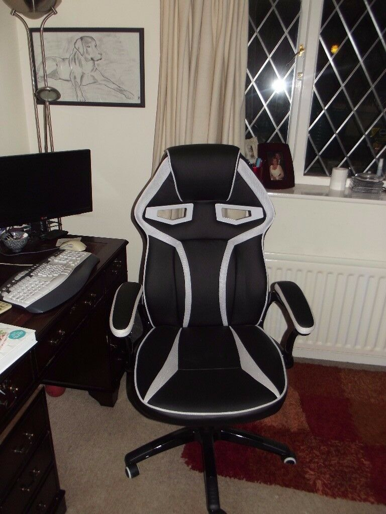 Life Carver Stylish Devil's Eye Series High Back Gaming Chair