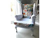 Laura Ashley Designer Fabrics Armchair