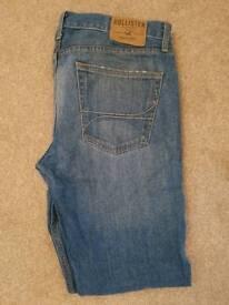Hollister Mens Jeans. 34 waist.